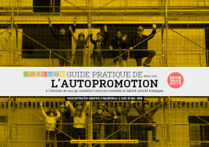 guide autopromotion